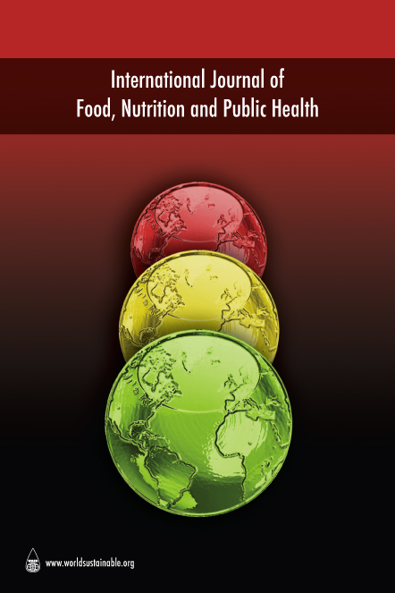 International Journal of Food, Nutrition and Public Health (IJFNPH)