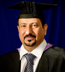 Khaled M. Al Hashemi