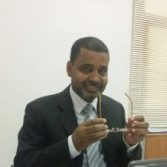 Dr. Yagoub Gangi, Associate Professor of Economics, Ahmed Bin Mohamed Military College, Qatar